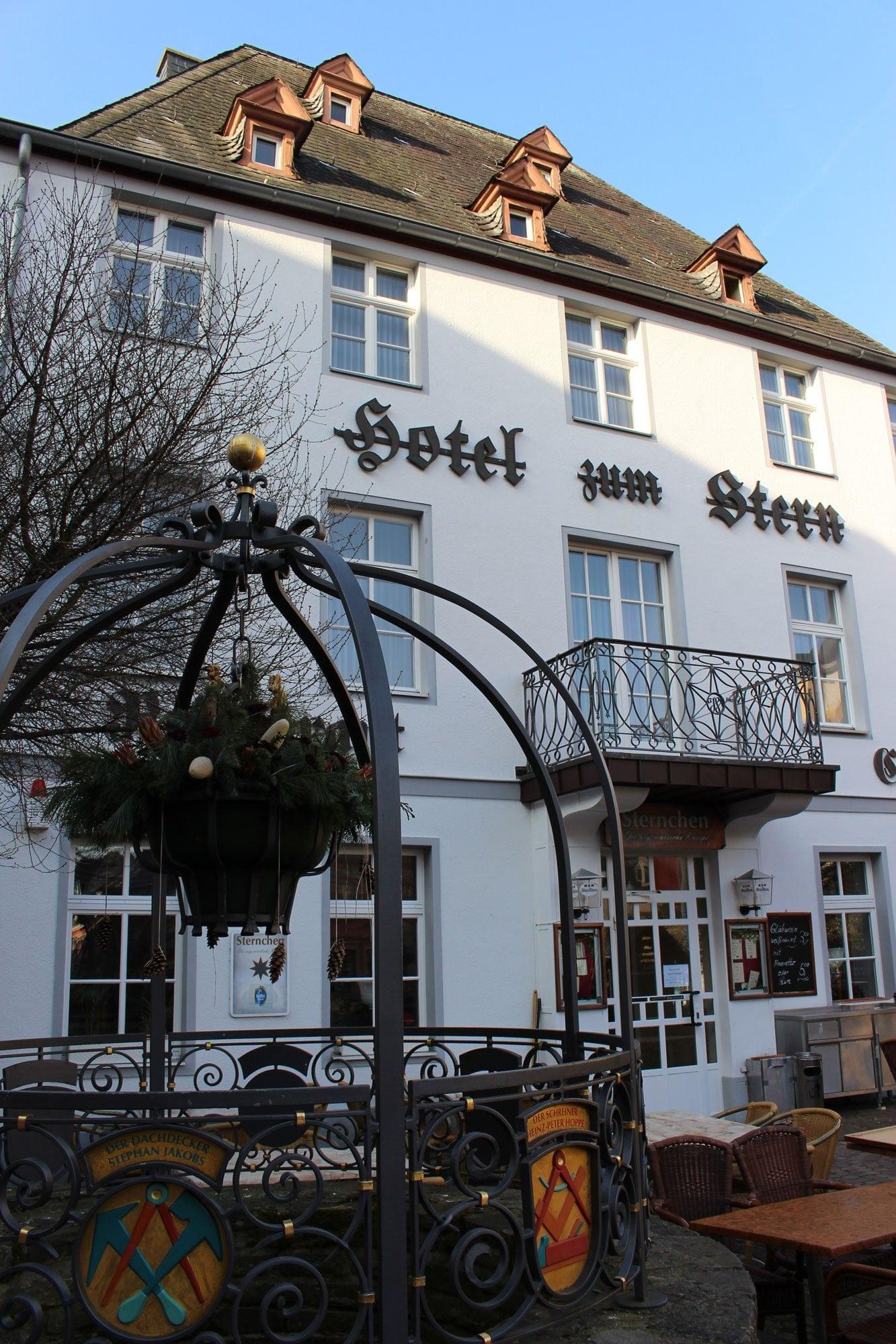 Hotel zum Stern Ahrweiler